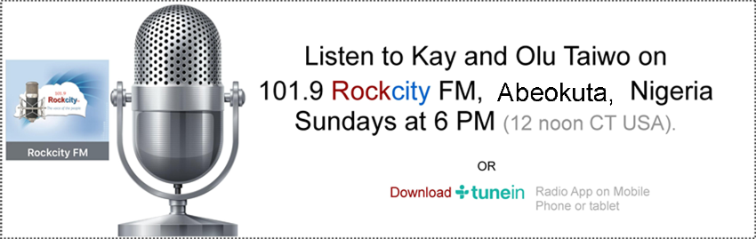 Great news! Vision for Life Ministries is now on RockCity 101.9 FM!
