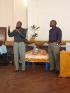 Zimbabwe leadership seminar